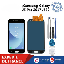 Super Amoled LCD For samsung galaxy J5  J530 J530F LCD Display Touch Screen Digitizer Assembly Lcd For J5 Pro J5