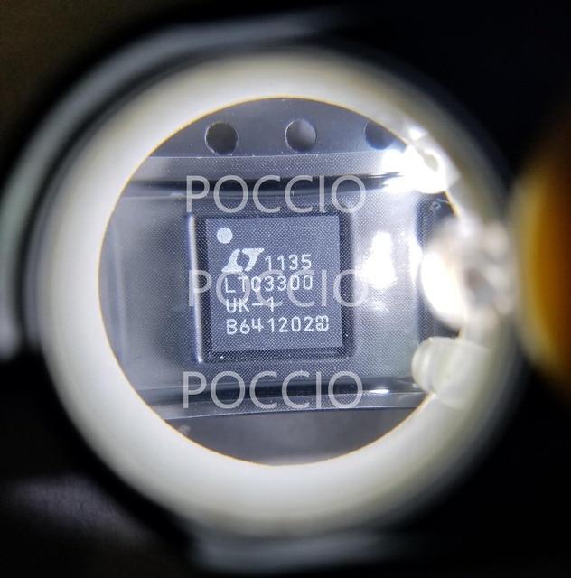 LTC3300ILXE 1 LTC3300HLXE 1 LTC3300IUK 1 LTC3300HUK 1 LTC3300   High Efficiency Bidirectional Multicell Battery