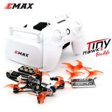 EMAX Tinyhawk II Фристайл 115 мм 2,5 дюйма F4 5A ESC TH1103 мотор 5,8G 37CH VTX 700TVL CMOS FPV гоночный Радиоуправляемый Дрон версия BNF