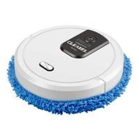 Robot aspirador inalámbrico 3 en 1, barrido inteligente, fregado en seco y húmedo, pulverizador humidificador para el hogar