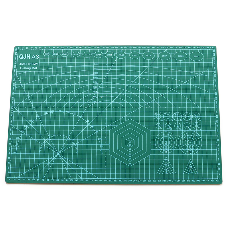 Professional PVC Cutting Pads A1 A2 A3 A4 A5 Cutting Board DIY Leather Craft Carving Punching Essential PVC Mat Supplies Tool-2