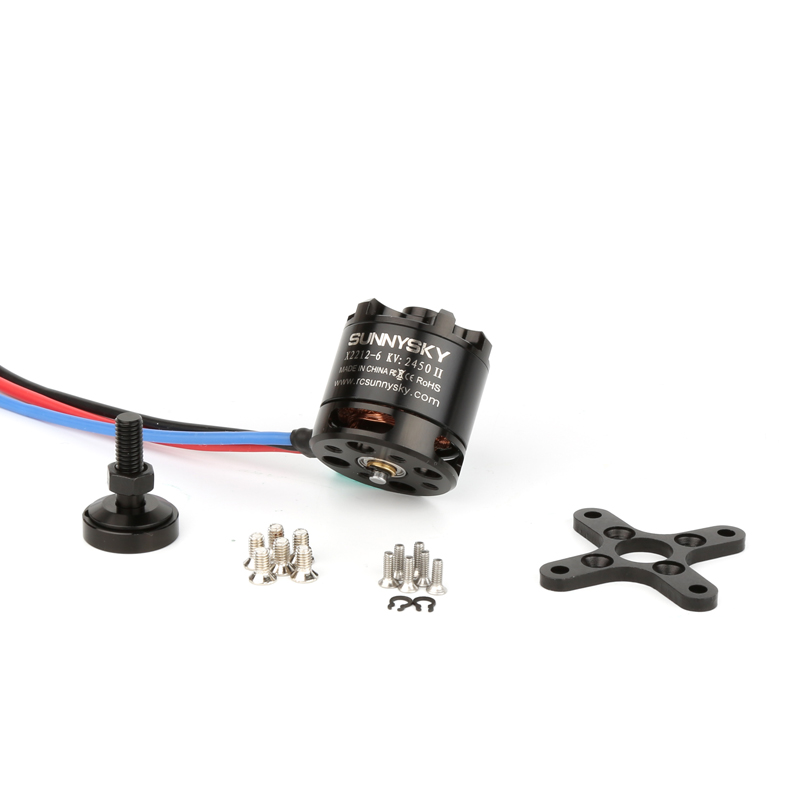 Sunnysky X2212 980kv 1400kv <font><b>1250kv</b></font> 2450kv <font><b>Brushless</b></font> <font><b>Motor</b></font> Fixed-wing drone <font><b>Brushless</b></font> <font><b>Motor</b></font> RC drone accessories image