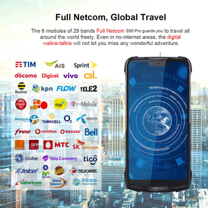 Image 4 - Doogee S90 Pro Modulare Mobile Del Telefono Helio P70 Octa Core 6GB 128GB NFC 6.18 FHD + Display IP68/IP69K 4G LTE smartphone