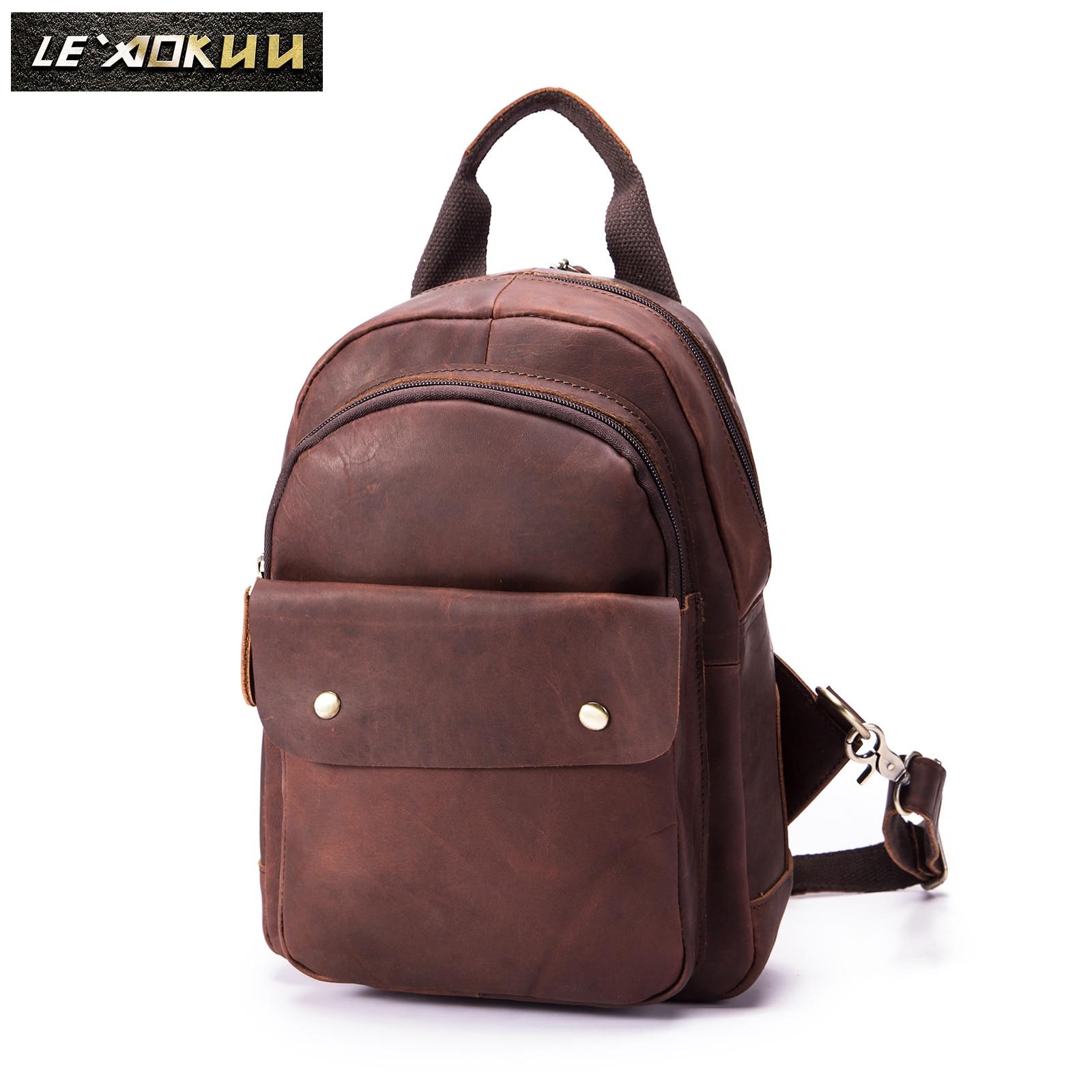 School, Casual, Multi, Leather, Bag, Purpose