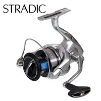 SHIMANO STRADIC FL Spinning Fishing Reel 1000 2500 2500HG C3000 C3000HG C3000XG Fishing Reel 9KG HAGANE Body X-PROTECT Saltwater
