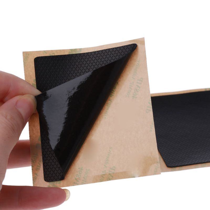 2Pcs/pack Original Hotline Games DIY 6x7cm Mouse Skates Side Stickers Sweat Resistant Pads Anti-slip Tape H37E