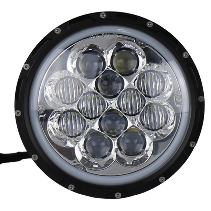 The Vectra Suvs Motorcycle Performance Lamp LED Headlamps 60 W Jeep Wrangler 7 Inch Headlight