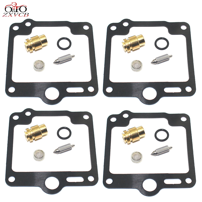 for Yamaha XJ900 31A XJ 900 1983-1984 31 A Carburetor repair kit floating needle needle valve seat gasket parts image