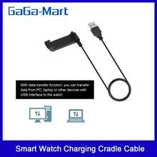 Inteligentny zegarek podstawka ładująca kabel do Garmin Fenix Fenix 2 D2 Bravo Quatix Tactix kabel do przesyłania danych z zegarek z USB ładowarka