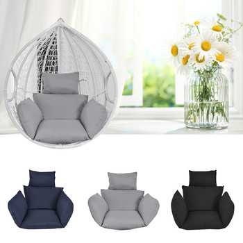 Swing Chair Cushion Sofa Seat Padded Thick Cushion Home Decorative Pillow Car Seat Hanging Chair Back With Pillow