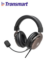 Tronsmart Sono Gaming Kopfhörer Headset Gamer Wired Kopfhörer für computer mit Mic für PS4,Xbox One, schalter und Mobile Geräte