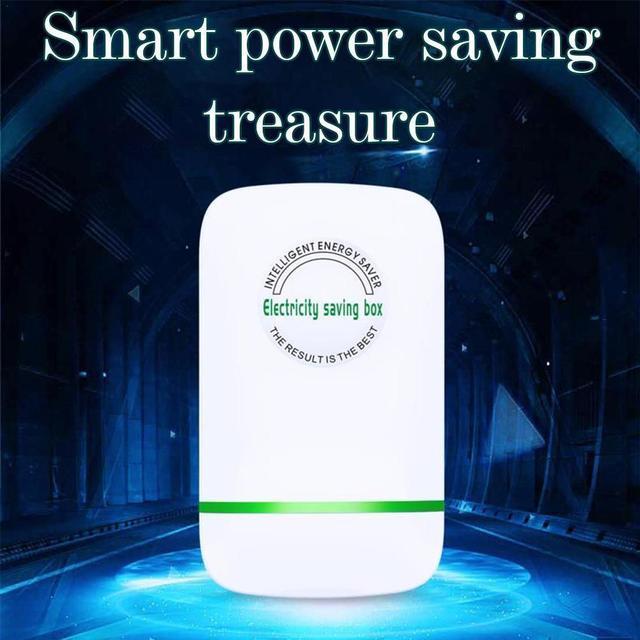 J3S8 – boîte déconomie délectricité, dispositif déconomie dénergie, appareil domestique intelligent, prise ue