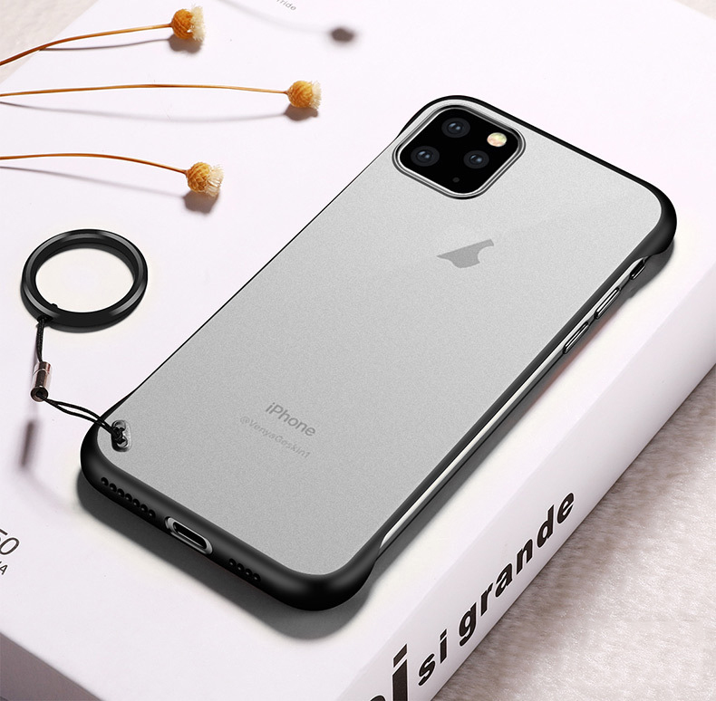 Frameless Slim Matte Hard Back Cases for iPhone 11/11 Pro/11 Pro Max 45