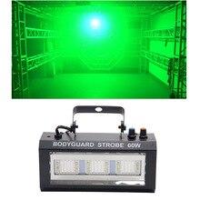 LED Guardia Del Corpo Strobo Luce del Flash di Luce Di Natale Del Proiettore Stroboscopi Lampada Luce Stroboscopica Bar Fase di Illuminazione Del Partito della Casa