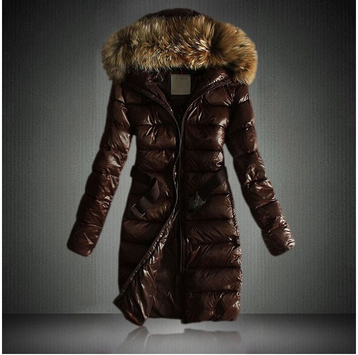 Foreign Trade 2015 Winter New Style Europe And America Women's Cotton-padded Clothes Down Jacket Cotton-padded Clothes Mid-lengt