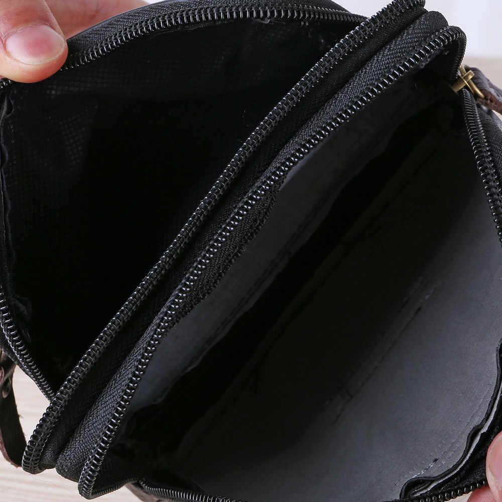 กระเป๋าสตางค์หนังผู้ชายกระเป๋าสตางค์ชายกระเป๋าถือบัตรเครดิตกรณีกระเป๋าเหรียญออกแบบ Billfold กระเป๋า #1118