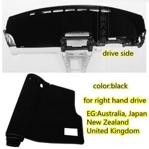 Image 5 - Коврик для приборной панели, для BMW 5 Series E60 E61 2004 2005 2006 2007 2008 2009 2010