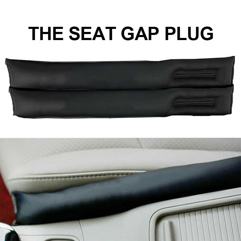 Car Seat Gap Pad Fillers Stopper Leak Cover for Ford BWM Toyota Mercedes Nissan