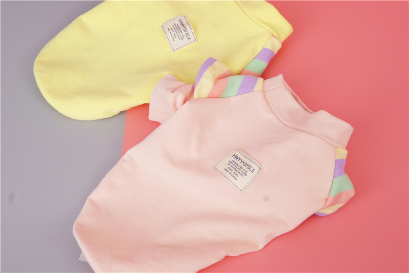 Cute small dogs clothes shirt (7)