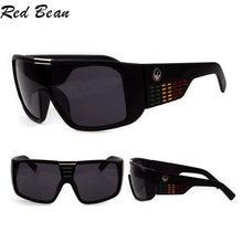 Солнцезащитные очки Мужские зеркальные квадратные с отражающим