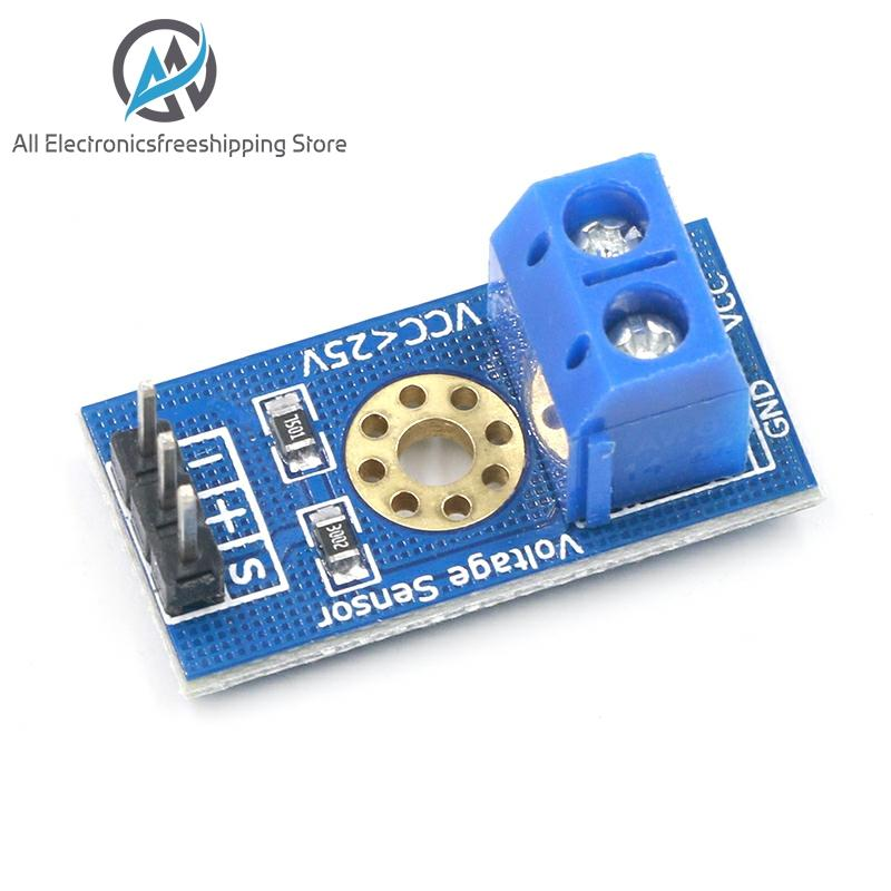 Standard Voltage Sensor Module Test Electronic Bricks For Robot For Arduino