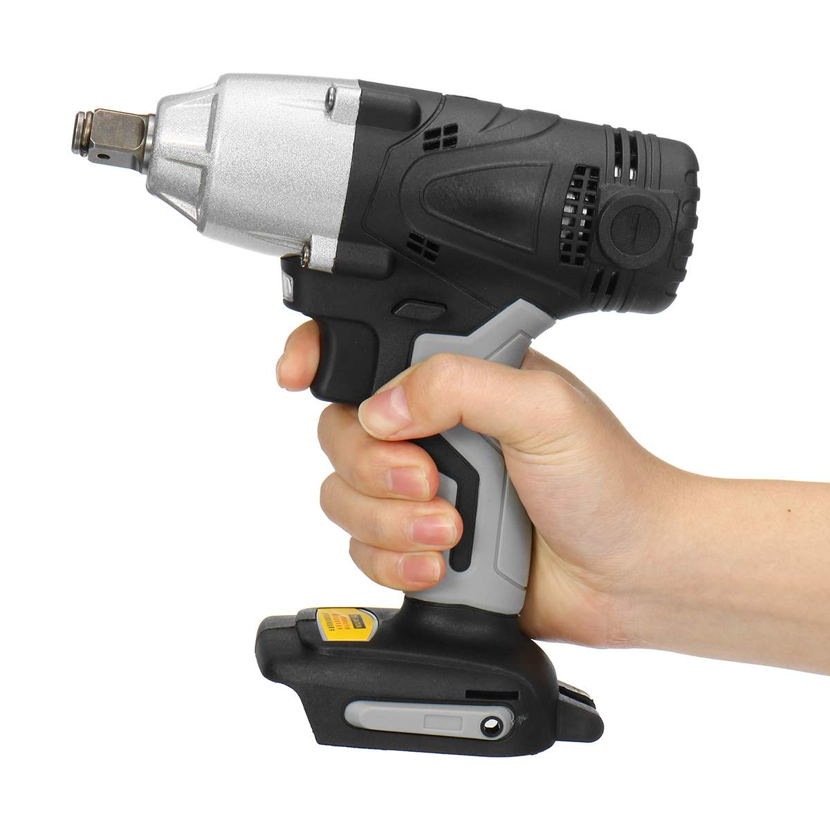 18V <font><b>480Nm</b></font> 3600rpm Cordless Electric Screwdriver Speed Impact Wrench Rechargable Drill Driver+ <font><b>LED</b></font> Light For Makita Battery image
