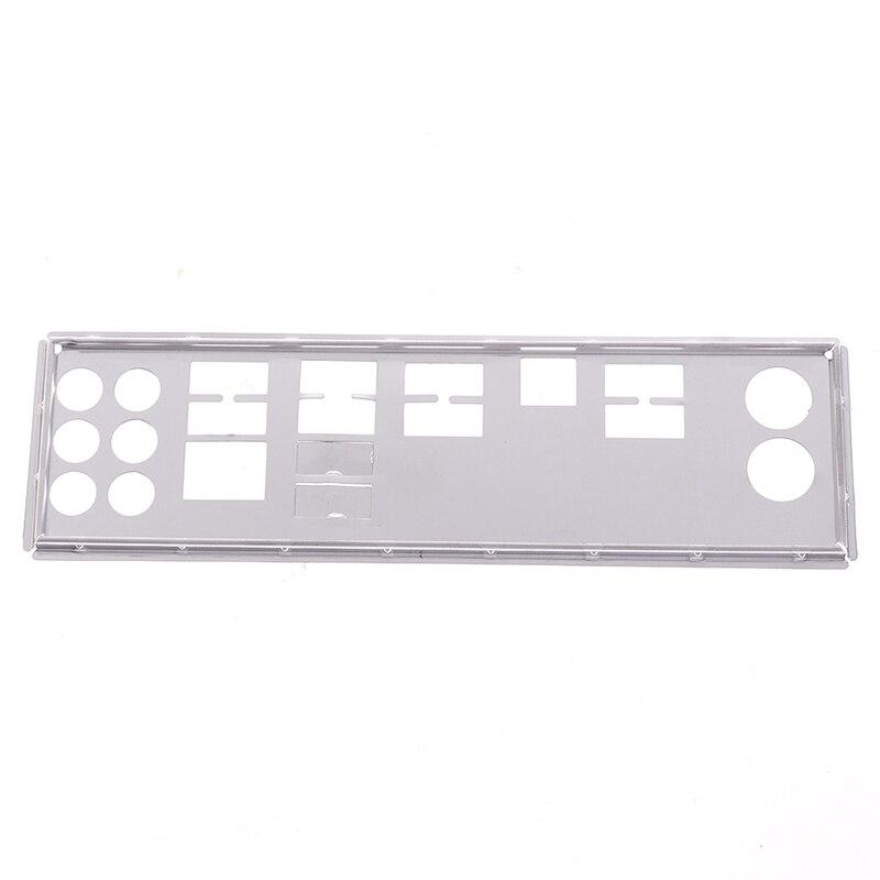1 pièces e/O bouclier plaque arrière support de châssis de carte mère pour ASUS P8P67-M PRO
