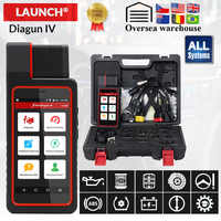 STARTEN X431 Diagun IV Bluetooth/Wifi OBD2 Automotive Full System-Diagnose-Tool Multi-Sprache 2 Jahr Freies Update
