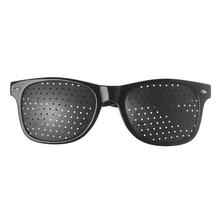 Do pielęgnacji oczu poręczne okulary korekcyjne Improver Stenopeic otwór zawleczki okulary przeciwzmęczeniowe okulary ochronne tanie tanio OOTDTY Brak Other Wciągające Migawki Protection Glasses Okulary Tylko Pakiet 1
