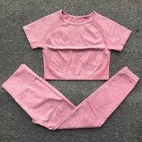 0308 Pink Top Pant