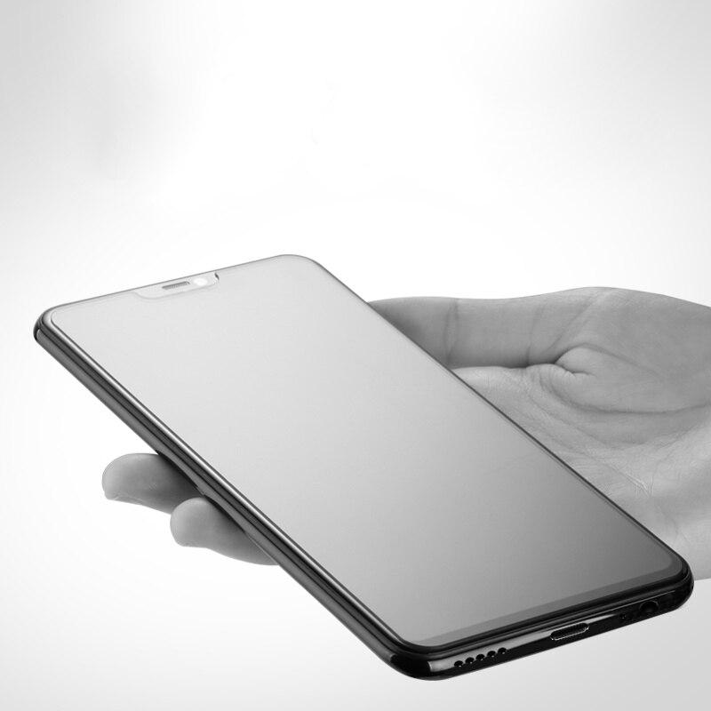 3PCS Γυαλί ματ για το oneplus 6 Τ - Ανταλλακτικά και αξεσουάρ κινητών τηλεφώνων - Φωτογραφία 4