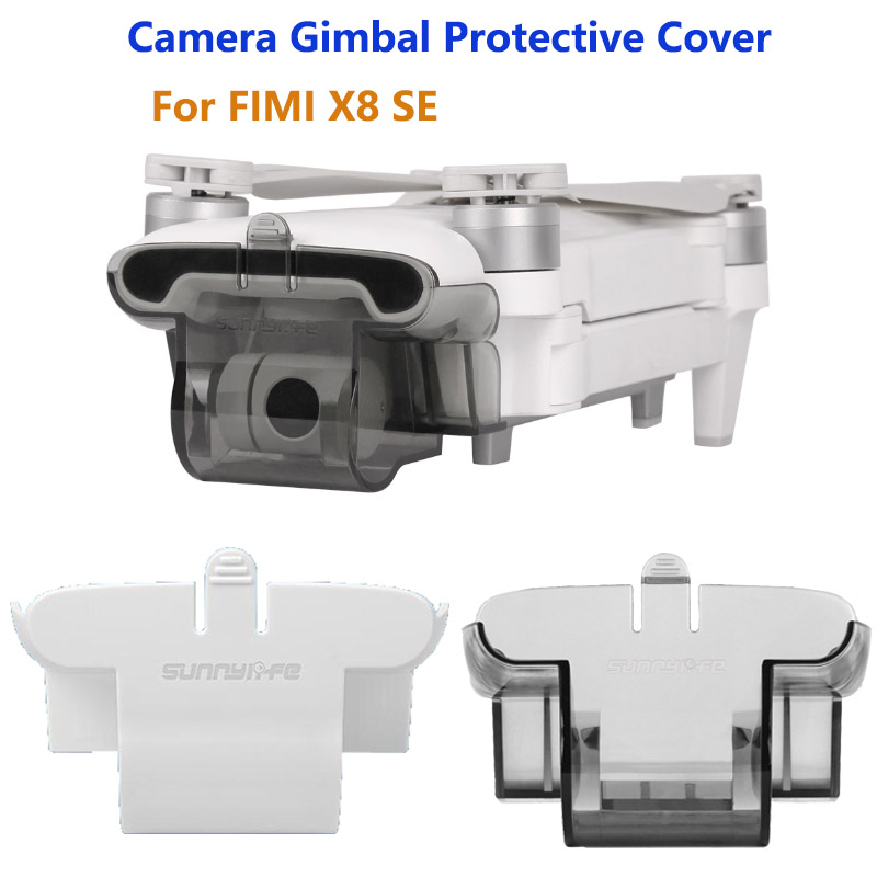 QISHKJ Gimbal Protector Lens Cover Case For FIMI X8 SE Drone Accessories