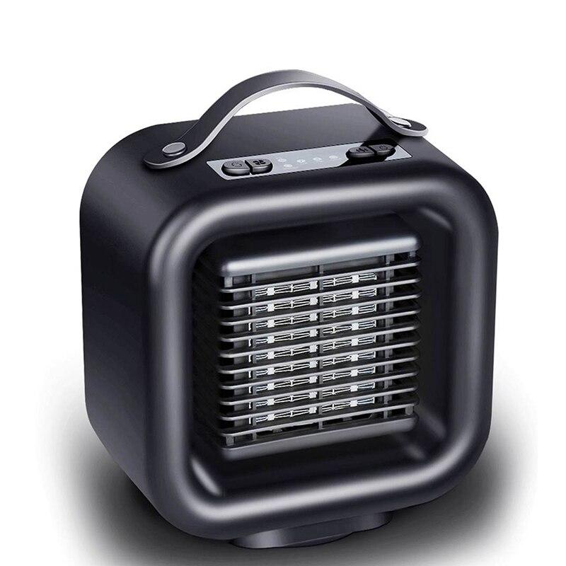 SANQ 1000W chauffage électrique Mini chauffe-espace personnel chauffage électrique hiver ventilateur prise ue bureau chauffage électrique maison bureau