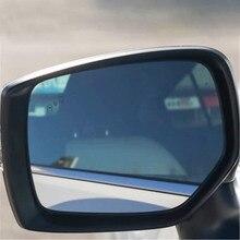 Car BSD Blind Spot Detection monitor for subaru xv forester Microwave Radar Sensor Safety Side door Mirror Combined Alarm System цены онлайн