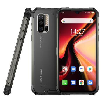 Перейти на Алиэкспресс и купить Защищенный мобильный телефон Ulefone Armor 7, Android 10, Helio P90, 8 ГБ + 128 ГБ, 2,4G/5G, Wi-Fi, IP68, камера 48 МП, 4G LTE, глобальная версия смартфона