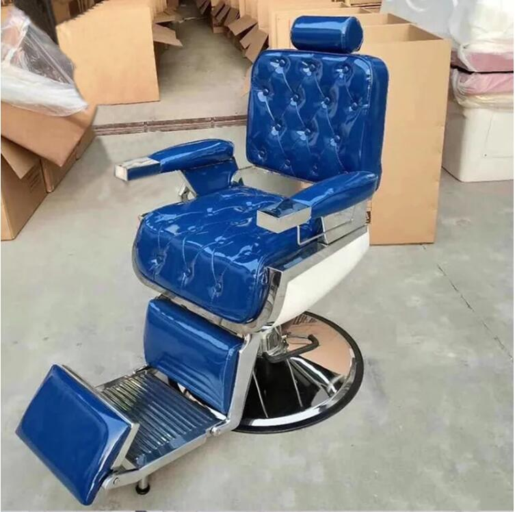 Hairdressing Chair Lifting And Putting Down Hairdressing Chair Hairdressing Chair Manufacturers Direct Shampoo Chair Head Massag