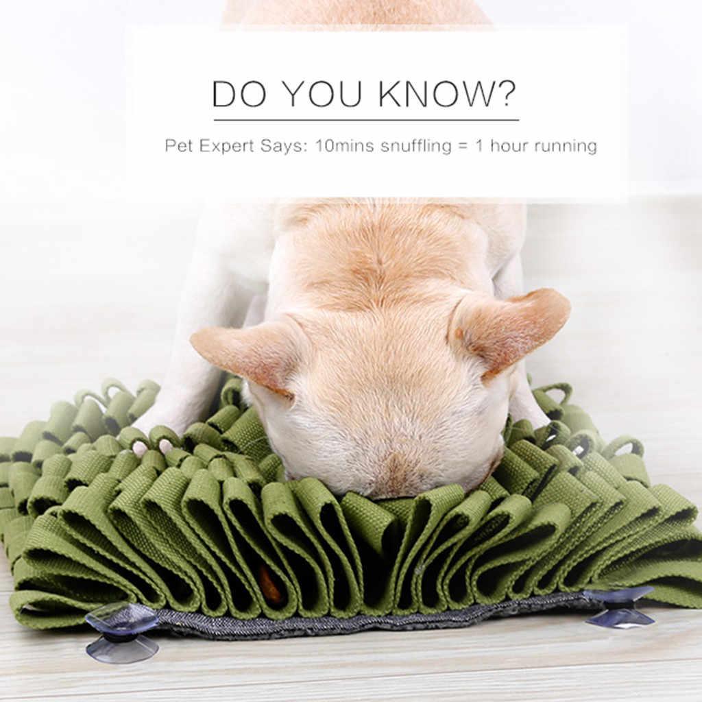 Dog Toys Bite Resistant Pet sniffing Belt Pad Sniffing Training Blanket  legowisko dla psa|Houses, Kennels & Pens| - AliExpress