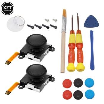 Herramienta de reparación para controlador de interruptor Nintend Joystic 3D Gamepad analógico mango de pulgar basculante desmontaje herramienta Módulo Sensor