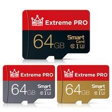 Ultra Speicher Karte 64 gb Micro Sd KARTE 64 gb micro sd carte memoire 64 gb C10 mini TF Karte FREIES Sd adapter
