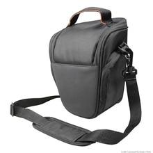 Водонепроницаемый DSLR SLR камера сумка наплечный чехол для Canon EOS для Nikon для sony для Panasonic камера сумка через плечо