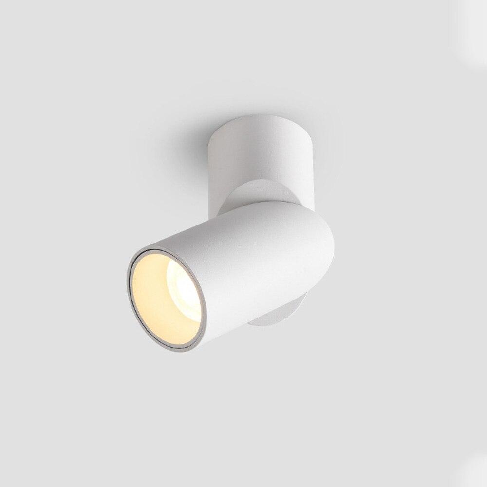 Zerouno led-deckenleuchte moderne hotel loft wohnzimmer spot ceilight beleuchtung aluminium körper gute wärme ableitung führte lampada