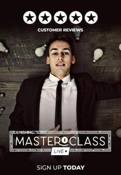 2020 Blake Vogt Masterclass Live Live Zoom Chat - magic tricks image