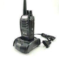 מכשיר הקשר 2pcs ניו Baofeng BFK5 מכשיר הקשר 5W UHF Portable חובב BFK5 Comunicador K5 Ham Radio טווח תחנת Handy Politie סורקים (5)