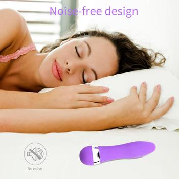 Vibrator Sex Toys For Women AV Stick Dildo Vibrator Massager Female Masturbators G Spot Clitoris Stimulator Anal Butt Plug 5