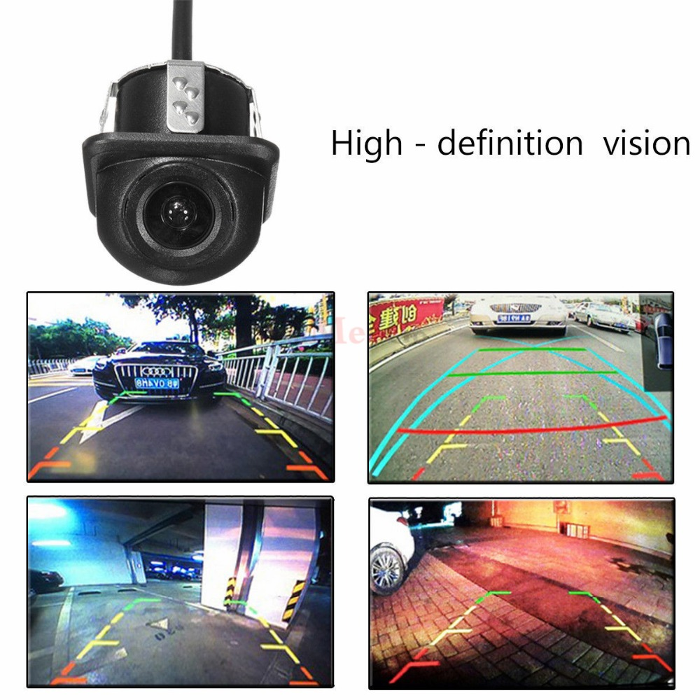 New HD Night Vision Car Rear View Camera 170° Wide Angle Reverse Parking Camera Waterproof CCD LED Auto Backup Monitor Universal (2)