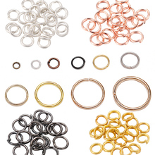 Jump-Rings Connectors Making-Accessories Jewelry Finding Wholesale-Supplies Diy 5 6 8
