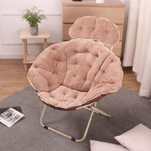 Venda quente quarto menina compõem cadeira preguiçoso pessoa única dobrável sofá assento pano pequena casa adorável criativo tatami fezes china