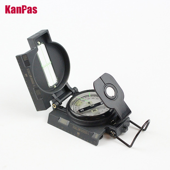 2021New military compass  sighting lensatic compass/ Inclinometer compasses professionals for hiking, camping, outdoor 2