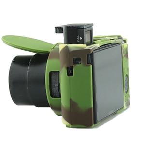 Image 4 - Draagbare Zachte Siliconen Camera Case Voor Sony RX100M3 RX100M4 RX100M5 RX100 Iii RX100 Iv RX100 V Tas Beschermende Camera Accessoire