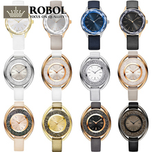 RLLEN High Quality SWA Ladies ashion Swan Models Alloy Watches Lasting Wear With